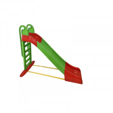 Tobogan MyKids 243 cm 014550/1 GREEN/RED
