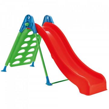 Tobogan Pilsan Climber Slide red green