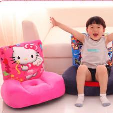 Fotoliu plus Hello Kitty Pink