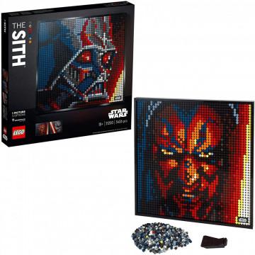 LEGO ART 2020 STAR WARS SITH 31200