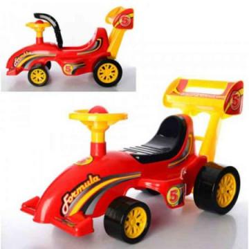 Masina Fara Pedale Pentru Copii Racer Formula
