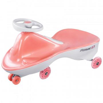 Masinuta pentru copii Forever Twist Car, roz