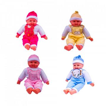 Bebelus In Carucior