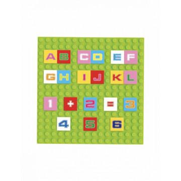 Joc tip lego Alfabetul si matematica