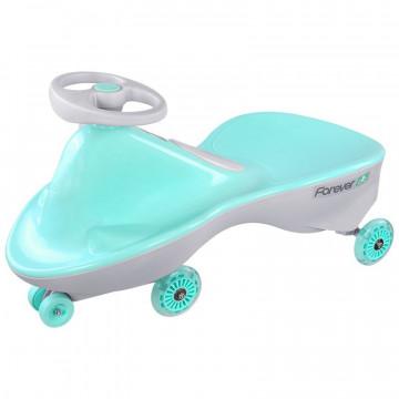 Masinuta pentru copii Forever Twist Car, Bleu