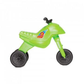 Motoreta Superbike / Motocicleta Copii Superbike VERDE DESCHIS