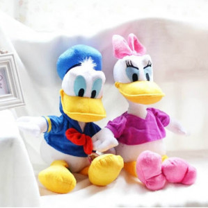 Set Donald si Daisy Duck din plus Disney