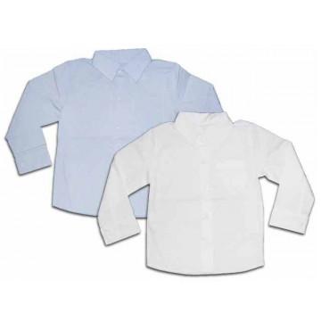 Camasa alba pentru baieti