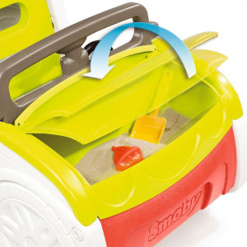 Centru de joaca Smoby Adventure Car