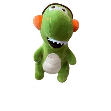 Jucarie de plus Dinozaurul cu casti