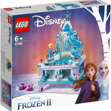LEGO DISNEY PRINCESS CUTIA DE BIJUTERII A ELSEI 41168