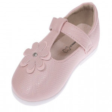 Pantofi piele fete, cu talonet, RC 10, 20-25