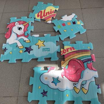 Puzzle burete Unicorn Trefl