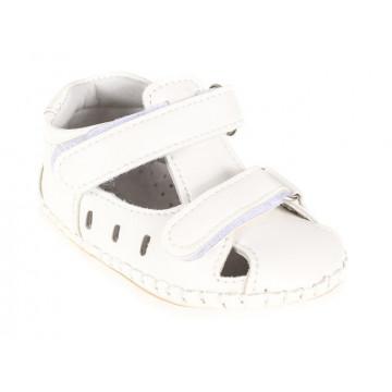 Sandale ortpedice piele Maiqi, albe