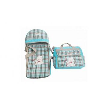 Set transport 2 piese, landou si geanta