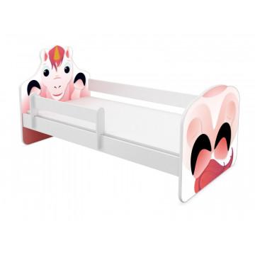 Patut Tineret MyKids Animals Unicorn 140x70