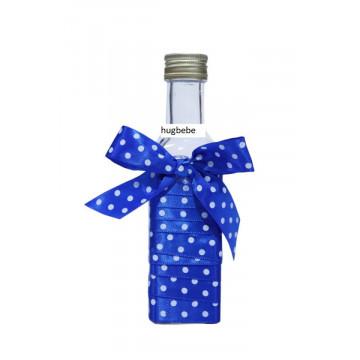 Sticluta de mir, 100 ml, albastru buline