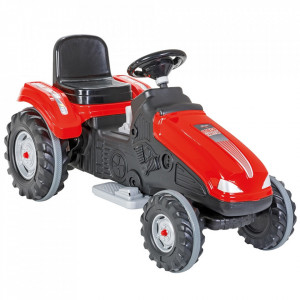 Tractor electric Pilsan Mega 05-276 red