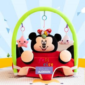 Fotoliu bebe plus Mickey Mouse Mic
