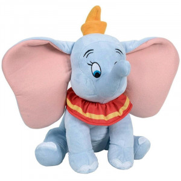 Jucarie din plus Dumbo 30 cm, Albastru