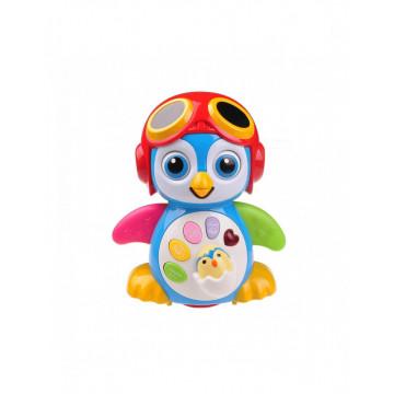 Jucarie interactiva Pinguinul Dansator