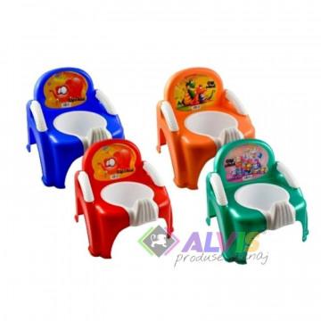 Olita scaunel
