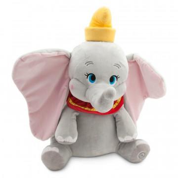 Jucarie din plus Dumbo 30 cm, Maro