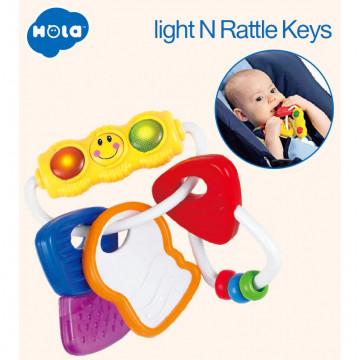 Jucarie pentru dentitie bebe Hola Toys