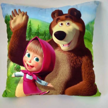 Pernuta copii Masha si Ursul