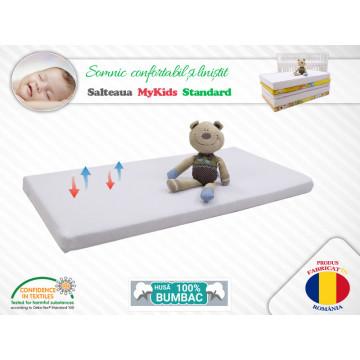 Saltea Fibra Cocos MyKids Standard II 120x60x07 (cm)