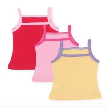 Set 3 maieuri colorate pentru fetite