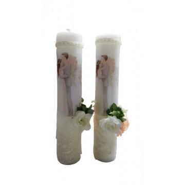 Set lumanari nunta