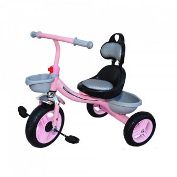 Tricicleta Cu Pedale ROZ