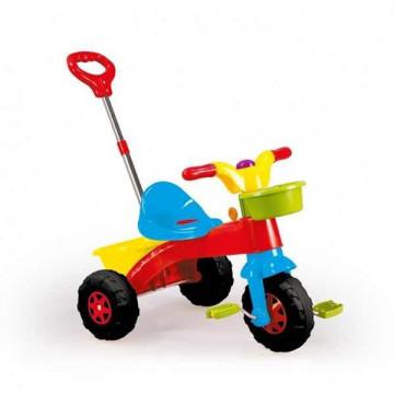Tricicleta cu maner My First Trike - Dolu