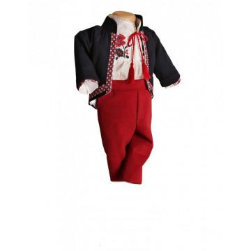 Costum băieți Cătălin (3luni/6 luni)