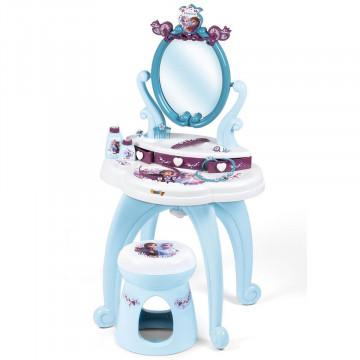 Jucarie Smoby Masuta de machiaj Frozen 2 2 in 1 cu accesorii