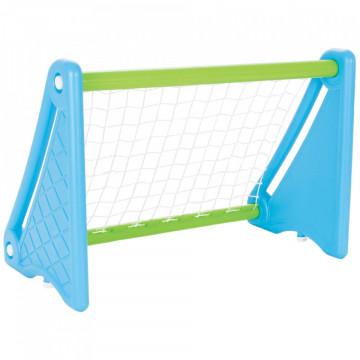 Poarta de fotbal pentru copii Pilsan Champion Football Goal blue