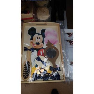 SET DE 5 PIESE TAVITA TURTA, Personaj Disney Mickey
