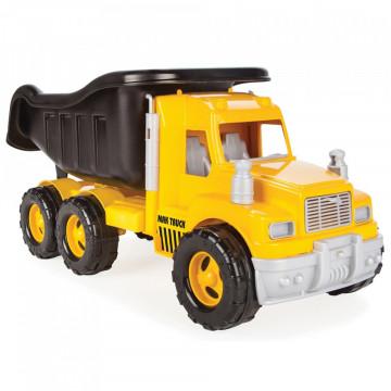 Camion basculant Pilsan Mak Truck