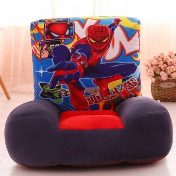 Fotoliu de plus Spiderman , sezut 50 cm