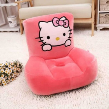Fotoliu din plush Hello Kitty