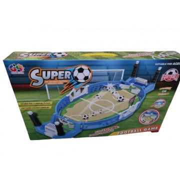 Joc de masa cu mini-fotbal, doi jucatori