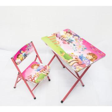 Masuta si scaunel copii, pliabile, Model Concert
