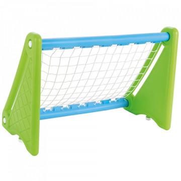 Poarta de fotbal pentru copii Pilsan Champion Football Goal green