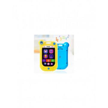 Telefon Mobil Inteligent, Cu Touchsceen Pentru Bebe, Galben