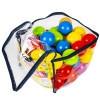 Mingiute Plastic, 6 Cm 50 Buc/Cutie