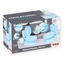 Olita educationala multifunctionala - Albastru