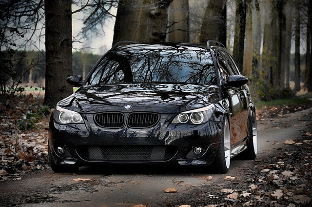 kit m pack m bmw serie 5 e61 touring carrinha. Black Bedroom Furniture Sets. Home Design Ideas