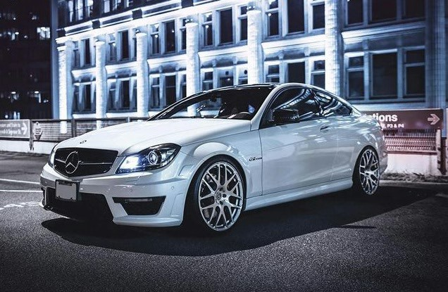 kit c 63 amg mercedes classe c w204 coupe 2012 2014. Black Bedroom Furniture Sets. Home Design Ideas