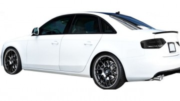 Imagens Aileron Audi A4 B8 Lip AUDI A4 B8 Spoiler A4 B8 (2008-2013)
